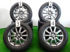 Продам комплект колес GOOD YEAR ICE на литье 195 65 15