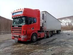 Scania G420. Продаётся седельный тягач скания, 12 000куб. см., 25 000кг., 6x2