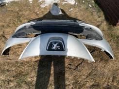 Peugeot 207 бампер передний