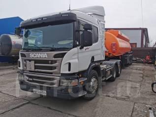 Scania P400. 2012 6X4 в наличии, возможен обмен на ГСМ, 12 740куб. см., 28 100кг., 6x4