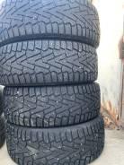 Pirelli Ice Zero. зимние, шипованные, б/у, износ 30%