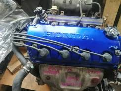 Двигатель Honda D15B Vtec 3stage
