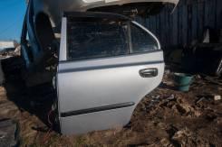 Дверь задняя левая Hyundai Accent Хендай Акцент