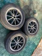3 колеса на дисках