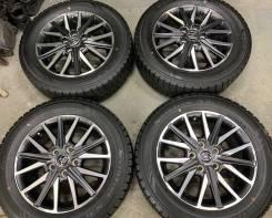 Toyota Voxy Noah Esquire R16 5*114.3 6j et50 + 205/60R16 Bridgestone