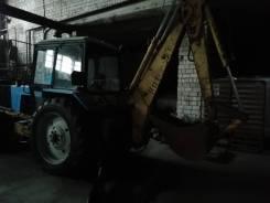 ЕлАЗ Беларус-82. Продаётся экскаватор колесный, 0,40куб. м.