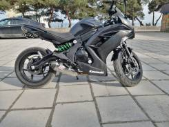 Kawasaki Ninja 650R. 650куб. см., исправен, птс, с пробегом