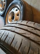Комплект колёс на 14 с летней резиной Dunlop