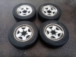 Комплект колес 215/65/15 диски 6*139,7