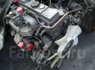Двигатель 4M40T Паджеро