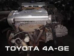 Двигатель Toyota 4A-GE | Установка Гарантия Кредит