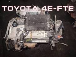 Двигатель Toyota 4E-FTE | Установка Гарантия Кредит