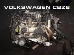 Двигатель Volkswagen CBZB | Установка Гарантия Кредит