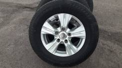 Комплект оригинальных дисков с резиной Lexus 570 TLC200