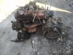 Двигатель на Тойоту (2E-LU). В разбор.