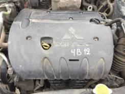Двигатель Mitsubishi Outlander CW5W, 4B12, 2.4 л