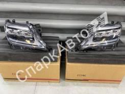 Фары Lexus LX570 / 12-15 стиль 16 года