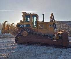 Caterpillar. Бульдозер D7H. 36 тонн. Состояние нового., 36 000кг.