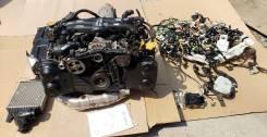 Турбо СВАП ДВС EJ20X + АКПП 5 AT Subaru Legacy ( Outback ) BL BP 1 МОД