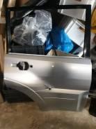 Задняя правая дверь Mitsubishi Pajero 4