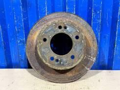 Тормозной диск Hyundai Elantra 2011 [584113X300] V 1.6 G4FD, задний 584113X300