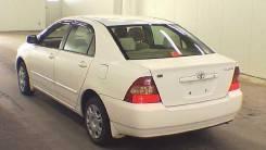 Бампер задний. Новый. Toyota Corolla 2000-2004