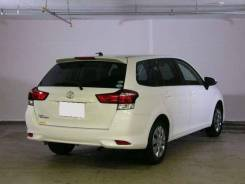 Бампер задний. Новый. Toyota Corolla Fielder Рестайл 2015-2017