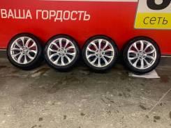 Колеса AUDI A6 245 45 18 Хакка Блеk
