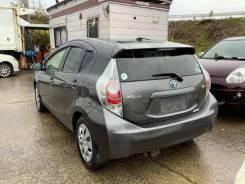 Дверь боковая задняя Toyota Aqua NHP10 1NZ-FXE 1G3