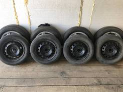 Продам комплект летних колес