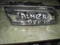 Фара правая Nissan Almera N15 1995-2000