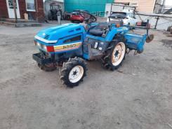 Iseki. Японский мини-трактор 175 с почвофрезой 1.3м, 14,00л.с.