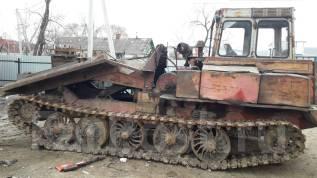 АТЗ ТТ-4М. Трелевочный трактор Т4м с ПСМ, 14 750кг.