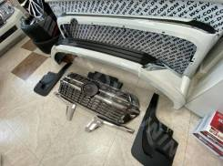 Обвес кузова аэродинамический. Toyota Land Cruiser, GRJ200, URJ200, URJ202, URJ202W, UZJ200, UZJ200W, VDJ200 1GRFE, 1URFE, 1VDFTV, 2UZFE, 3URFE