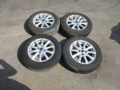Комплект летних колёс на литье б/п по РФ 175 70 R14 DE-238
