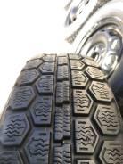 Dunlop Graspic 155/80/13 на дисках, осталось только поставить!