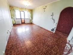 3-комнатная, улица Орджоникидзе 50. Центральный, агентство, 57,8кв.м.