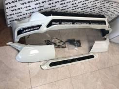 Обвес кузова аэродинамический. Toyota Land Cruiser Prado, GDJ150, GDJ150L, GDJ150W, GDJ151W, GRJ150, GRJ150L, GRJ150W, GRJ151W, KDJ150, KDJ150L, LJ150...