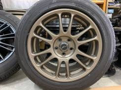 A-Tech Final Speed Gear-R R16 5*100 7j et48 + 205/55R16 Goodyear Eagle