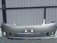 Бампер передний Toyota corolla / Fielder 04-06