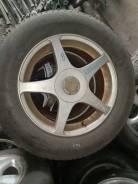 Резина 215/65R16 зима Michelin к/т 40% + литье 4x114,3/5x114,3 7JJ