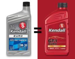 Kendall. 5W-30, синтетическое, 1,00л.