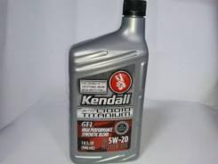 Kendall. 5W-20, полусинтетическое, 1,00л.