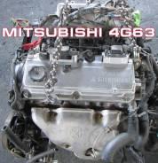Двигатель Mitsubishi 4G63 контрактный | Установка Гарантия