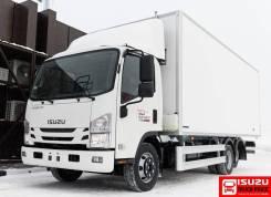 Isuzu NQR. Изотермический фургон 12T, 5 190куб. см., 7 200кг.