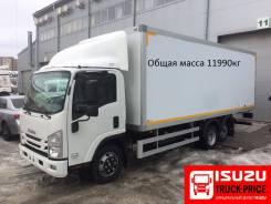 Isuzu NQR. Промтоварный Фургон 12T, 5 190куб. см., 7 200кг.