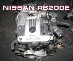 Двигатель Nissan RB20DE контрактный | Установка Гарантия