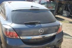 Opel Astra H GTC крышка багажника