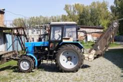 МТЗ 82.1. Продаётся ЭТЦ-2086.31 на базе трактора МТЗ-82.1, 81,00л.с.