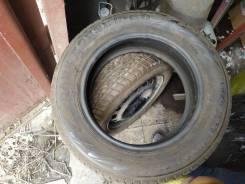Два колеса (одно на диске) 195 60 15